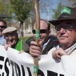 Manifestación ASAJA en Ciudad Real 16