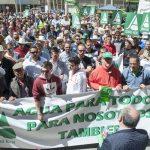 Manifestación ASAJA en Ciudad Real 43