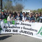 Manifestación ASAJA en Ciudad Real 11
