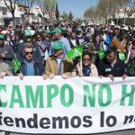 Manifestación ASAJA en Ciudad Real 22