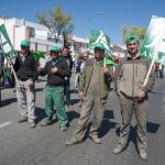 Manifestación ASAJA en Ciudad Real 24