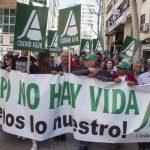 Manifestación ASAJA en Ciudad Real 40