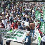 Manifestación ASAJA en Ciudad Real 45