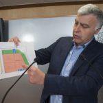 El PP denuncia que la salida a la CM-412 de la parcela de Akí y Burger King invade una zona verde de uso público