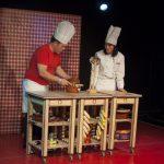 Con las andanzas de Pepa y Repita finaliza la temporada infantil en el Teatro de la Sensación