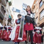 Ciudad Real: Tercera estación de penitencia de los alumnos de San José