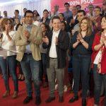 """El aparato del PSOE arropa en Ciudad Real a una Susana Díaz que llama a los socialistas a """"volver a ser rebeldes"""""""