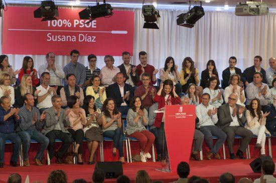 Susana Díaz en Ciudad Real 11