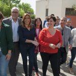 Susana Díaz en Ciudad Real 2