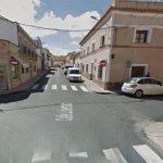 Fallece un hombre tras la colisión de una moto y un turismo en Valdepeñas