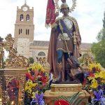 Aldea del Rey celebra este fin de semana fiestas patronales en honor a San Jorge Mártir