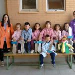 Aldea del Rey: La comunidad educativa del Colegio 'Maestro Navas' ha celebrado una muy feliz jornada de convivencia