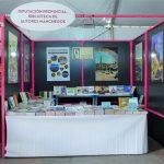 La Diputación de Ciudad Real participa con la BAM en la Feria del Libro de Ciudad Real