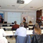 Más de una veintena de empresas participan en la jornada 'Sello pyme innovadora' del CEEI y la Cámara