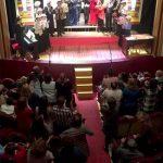 Almodóvar del Campo: Apoteósico bautismo del Certamen de Música Cofrade organizado por la Hermandad del Cristo de la Caridad