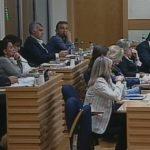 Carcajadas y tensión ante el intercambio de pullas entre Fernández-Bravo (Ciudadanos) y Rodríguez (PP) en el Pleno