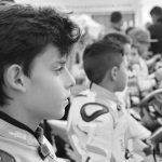 Buen papel del joven piloto David García, que se sobrepuso a una gastroenteritis