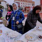 La asociación AMMA celebró su III Mercado Solidario de Dulces Árabes para acercar su cultura a los vecinos