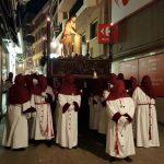 Puertollano: Solemnidad y austeridad en la procesión del Ecce Homo