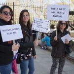 manifestación contra el maltrato animal 2