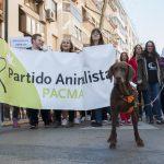 manifestación contra el maltrato animal 5