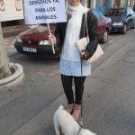manifestación contra el maltrato animal 1