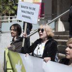 manifestación contra el maltrato animal 12
