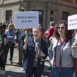manifestación contra el maltrato animal 14