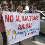 manifestación contra el maltrato animal 3