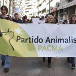 manifestación contra el maltrato animal 4