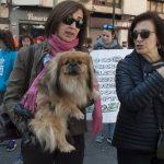 manifestación contra el maltrato animal 8