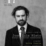 Recital de piano de José Luis Nieto en los Lunes Musicales