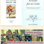 La poesía se cuela en el Convento de La Merced de la mano de Francisco Caro y José Luis Morales