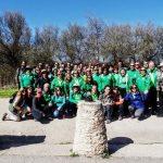 Puertollano: Recorrido del Club Pozo Norte por la flora y fauna del humedal de Las Tablas de Daimiel