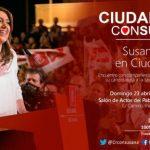 Susana Díaz presentará su candidatura en Ciudad Real el próximo domingo