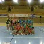 Puertollano: Agustín González y Alba Bernal triunfan en el torneo de gimnasia aeróbica de Soria
