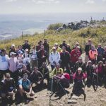 Ciudad Real: Colectivo Wilderness organizó una ruta senderista al Pico Rocigalgo
