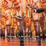 '¿Y ahora qué?', de Rafael San Martín, se presenta mañana en la Biblioteca de Ciudad Real