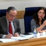"""Zamora responde indignada a las suspicacias del PP que nadie """"boicoteó"""" la retransmisión del Pleno"""