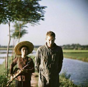 Aviador Dewey Wayne Waddell, prisionero en Vietnam (1967). Fuente: Historygram