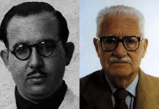 José Gutiérrez Ortega (1943-1969) y Carlos San Martín López (1969-1982)