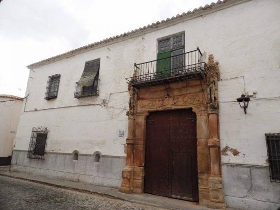 Palacio de los Oviedo en Almagro (Ciudad Real)