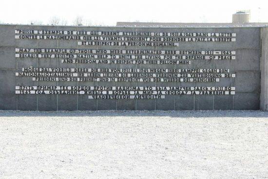 Campo de concentración de Dachau, Alemania Fuente: Historygram