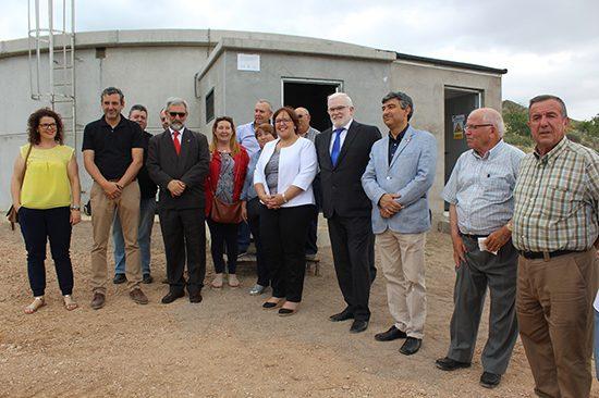 Carmen-Olmedo---inauguracion-obras-abastecimiento-agua-Aldea-del-Rey-1