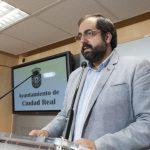 Ciudad Real: David Serrano sustituirá a Jorge Fernández como presidente de la EMUSER