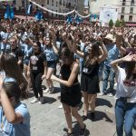 Flashmob 'Los profes y sus orquestas' 1