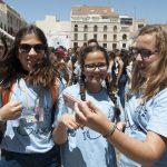 Flashmob 'Los profes y sus orquestas' 10