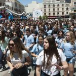 Flashmob 'Los profes y sus orquestas' 11