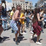 Flashmob 'Los profes y sus orquestas' 12