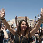 Flashmob 'Los profes y sus orquestas' 18